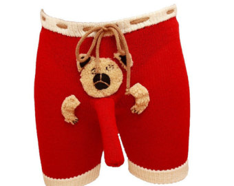 Boxer clipart board shorts Boxers knitted Honeymoon Elephant CARGO