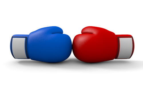 Boxer clipart boxing match Free Images Clipart Free Boxing