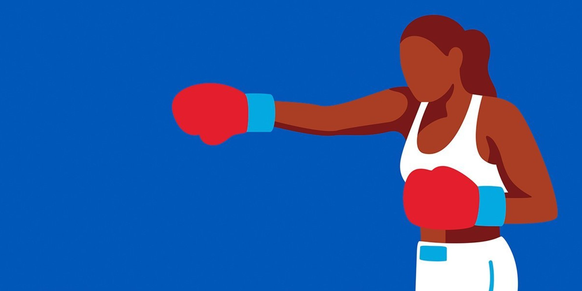 Boxer clipart feud Hillary The The To I'm