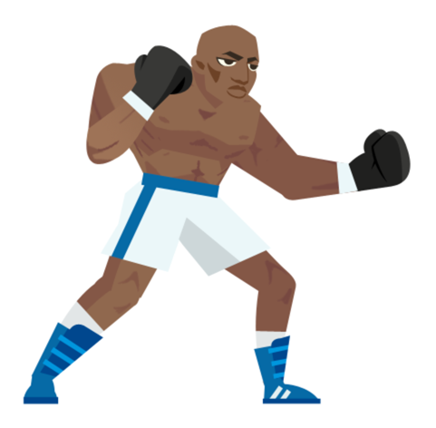 Boxer clipart rocky Mobile About Gaming ROCKY Google