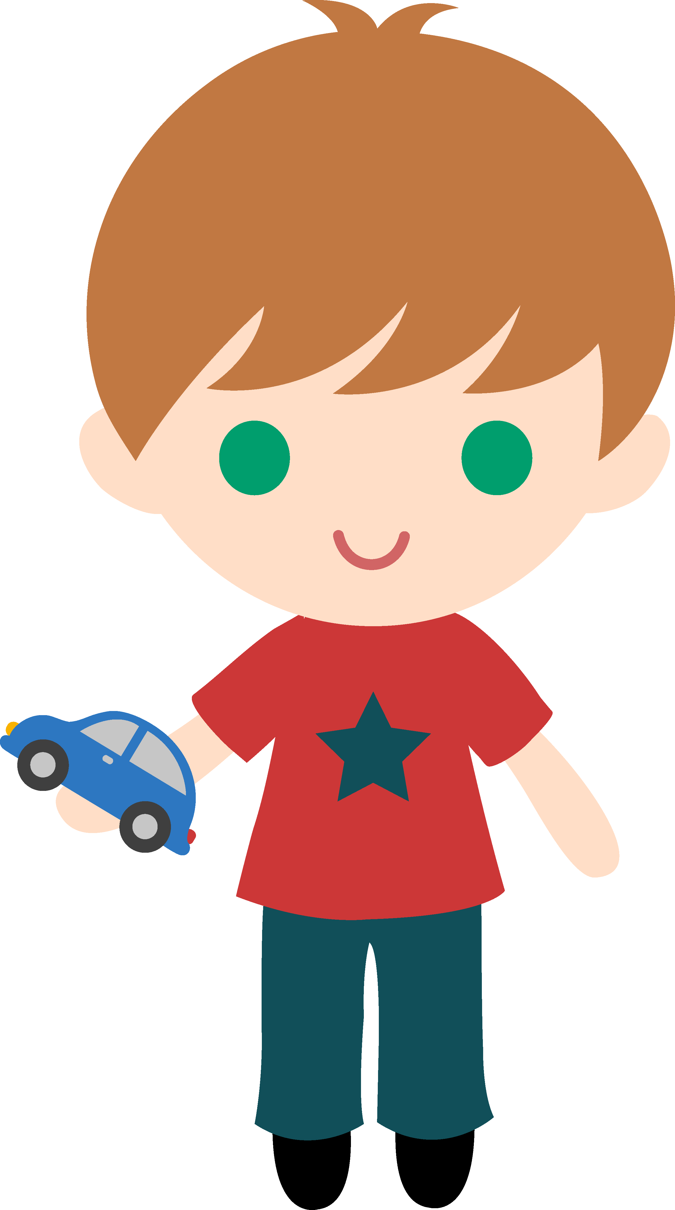 Little Boy clipart active Clipart Toy Boy With Clipart