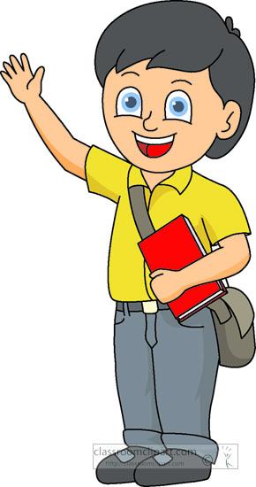 Little Boy clipart school boy Free Free Clipart Images Clip