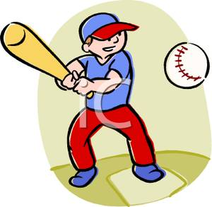 Boy clipart baseball player Picture Playing Kid Picture Kid
