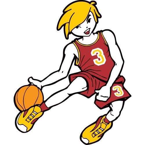 Child clipart basketball Kid Clipart Panda Player Clipart
