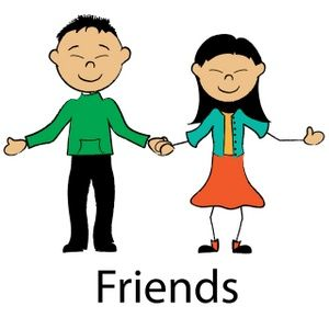 Boy clipart best friend Best more Pin this and