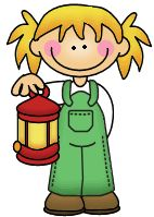 Boy clipart camper Camper kid collection to girl