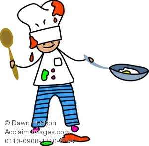 Boy clipart cooking Clipart Clipart Kids Cooking Panda