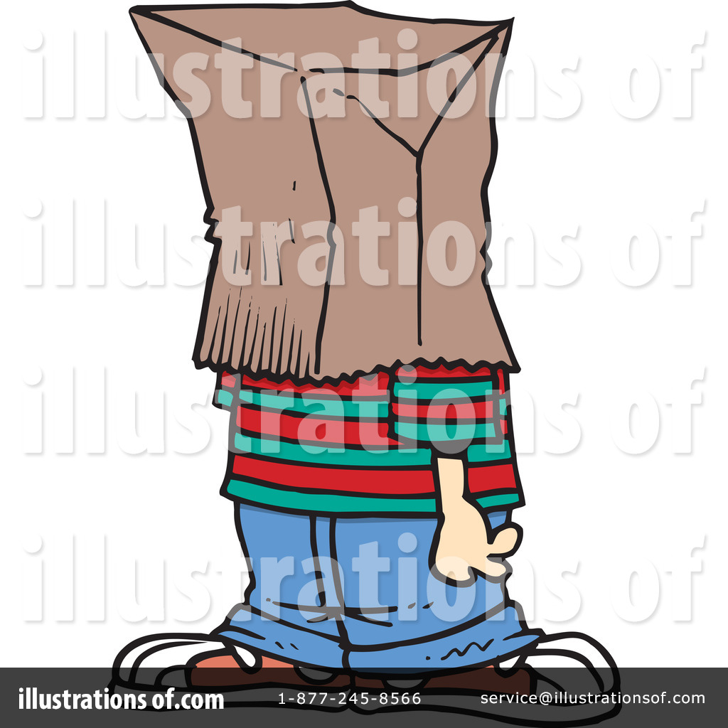 Boy clipart embarrassed By Clipart Embarrassed #439810 Royalty