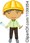 Boy clipart engineer Cartoon Clipart Cartoon Engineering Clipart