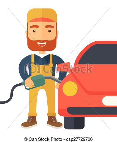 Boy clipart gasoline Clipart hipster happy fuel