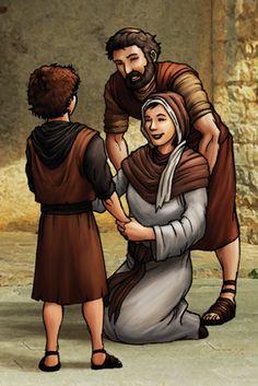 Boy clipart jesus Pero Jerusalén  Lucas Boy