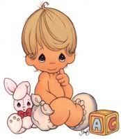 Baby clipart precious moment Moments clipart Pinterest Baby precious