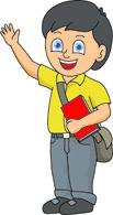 Boy clipart school student 63 Illustrations Clipart and book