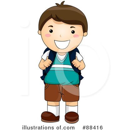 Boy clipart school student Boy A Clipart schliferaward Of