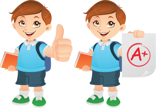 Boy clipart thumbs up Up thumbs Thumbs student clipart