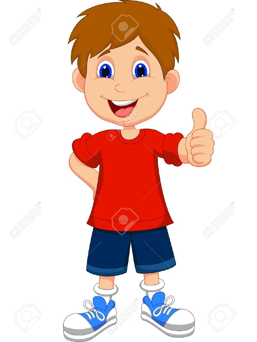 Boy clipart thumbs up Up thumbs Thumbs kid clipart