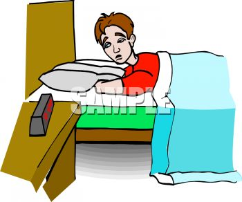 Boy clipart wakes up Wake clipart up wake clipart