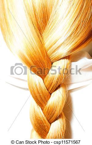 Braid clipart Braid cliparts Hair Clipart Long