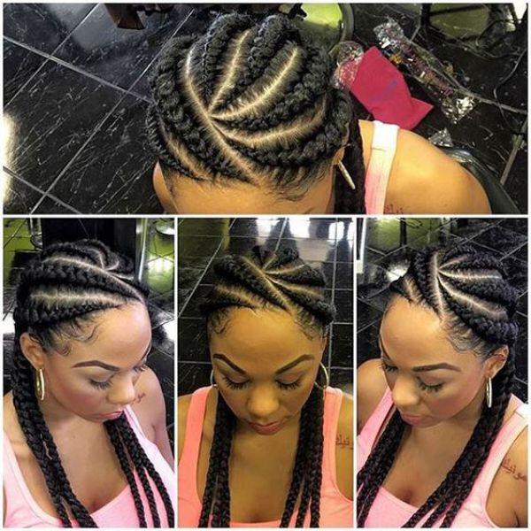 Braid clipart black woman For Braided Art Hairstyles Clipart