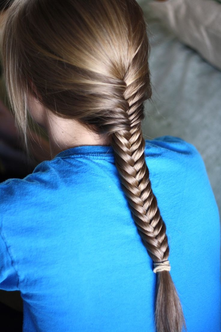 Braid clipart fish tail Best ideas french Best 20+