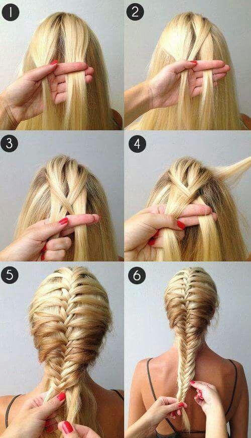 Braid clipart fish tail Pin Pinterest best braids on