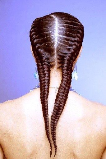 Braid clipart fish tail Braids goddess