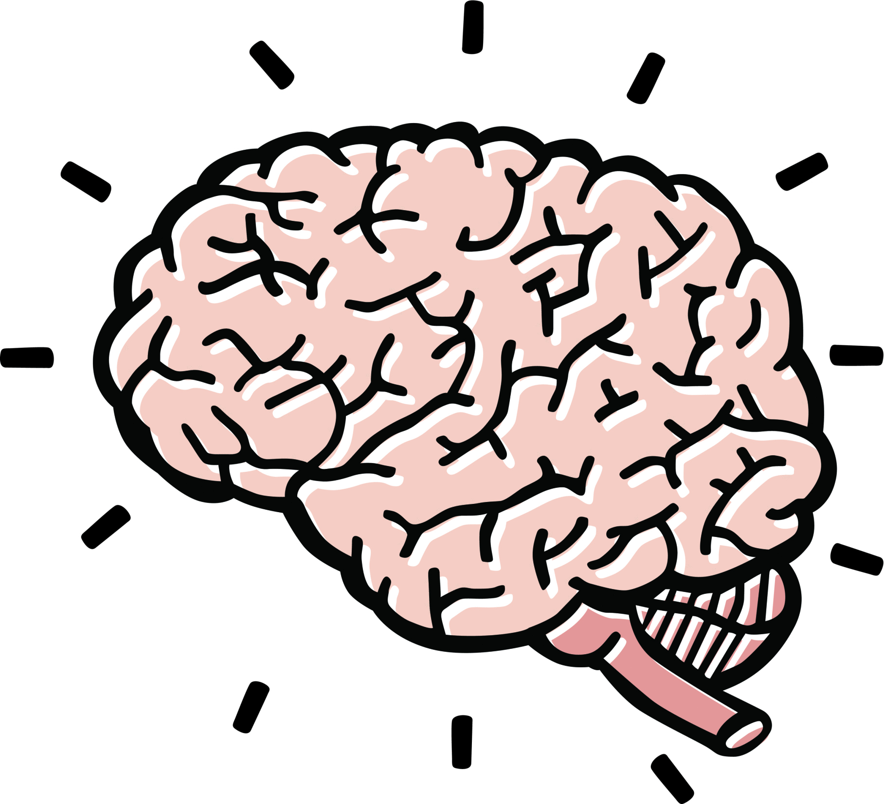 Brains clipart brain power Brain Clipartix 4 Clip Pictures