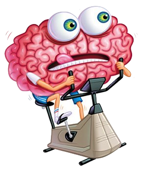 Brains clipart brain overload A that brain But any