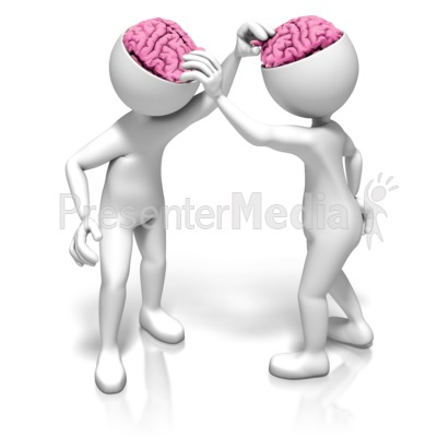 Brains clipart brain power ID# Power Brain Picking Clipart