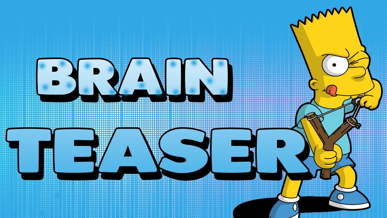 Brains clipart brain teaser #14