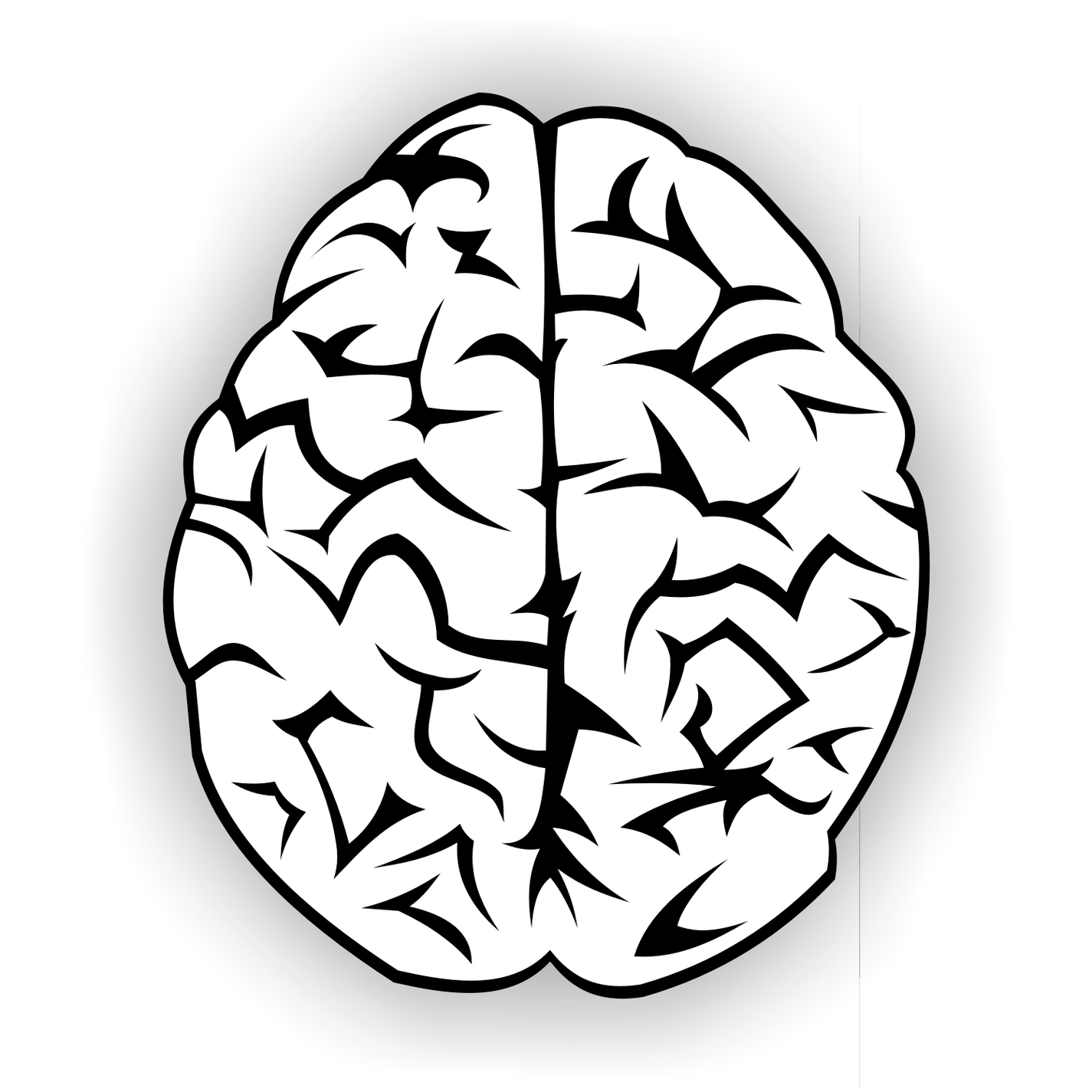Brains clipart brain thinking Best art Brain png Clipart