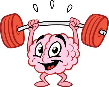 Sport clipart brain UNIQUE PROGRAMS Cartoon ADDS FITNESS