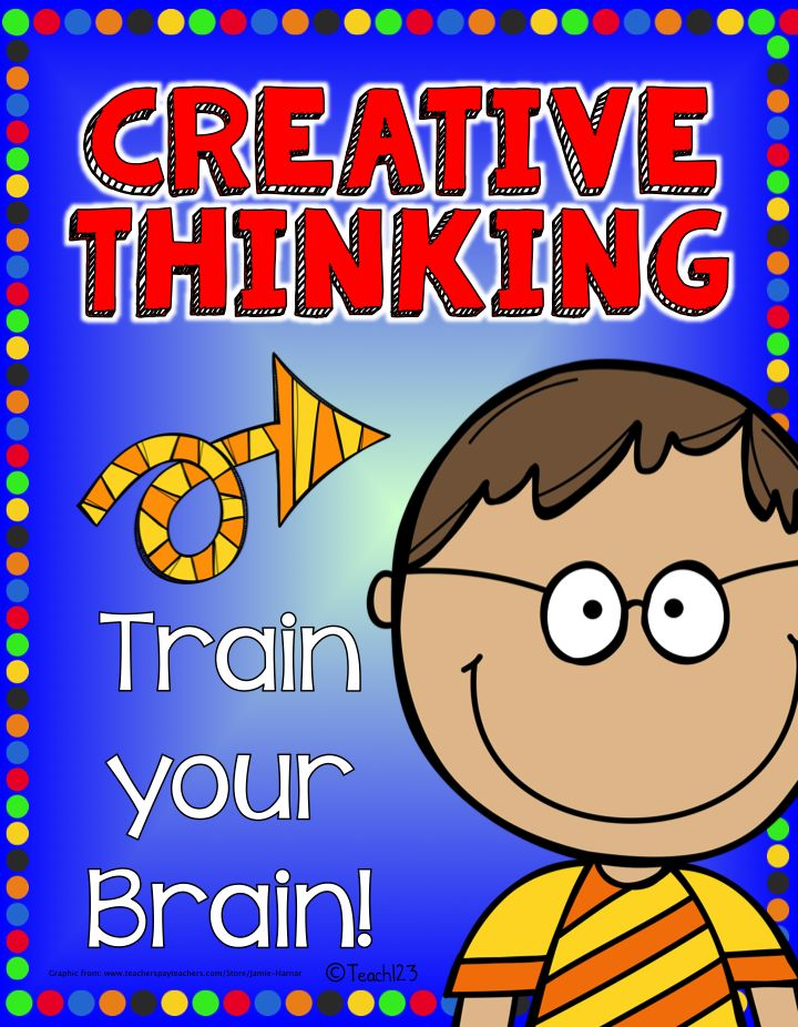 Creative clipart thought Pinterest Thinking: on 25+ Trainers