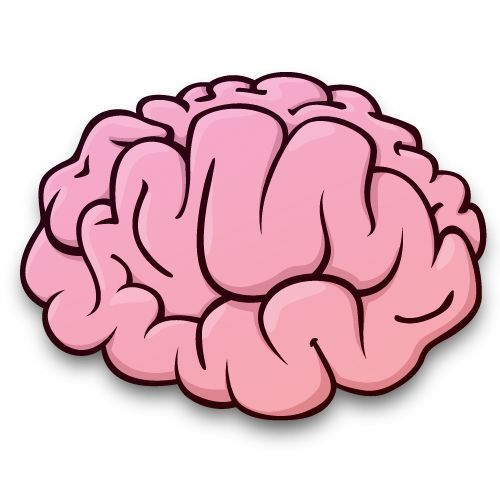 Drawn brain abstract Illustrator Brain Free Free With