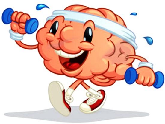 Brains clipart excercise Brain Brain rocks exercise Exercise