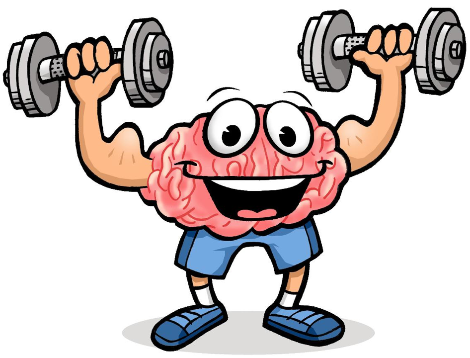 Brains clipart excercise Clipart Zone Brain Excercising Cliparts