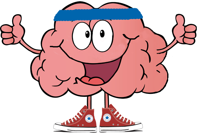 Brains clipart excercise #4