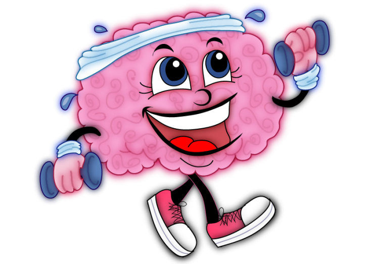 Brains clipart excercise #7