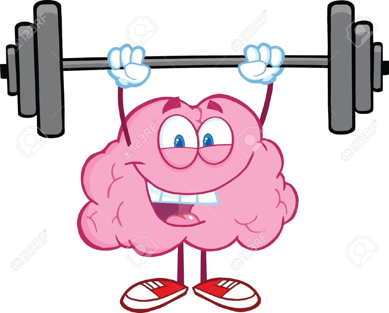 Brains clipart excercise #1