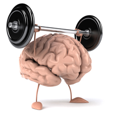 Brains clipart excercise #2