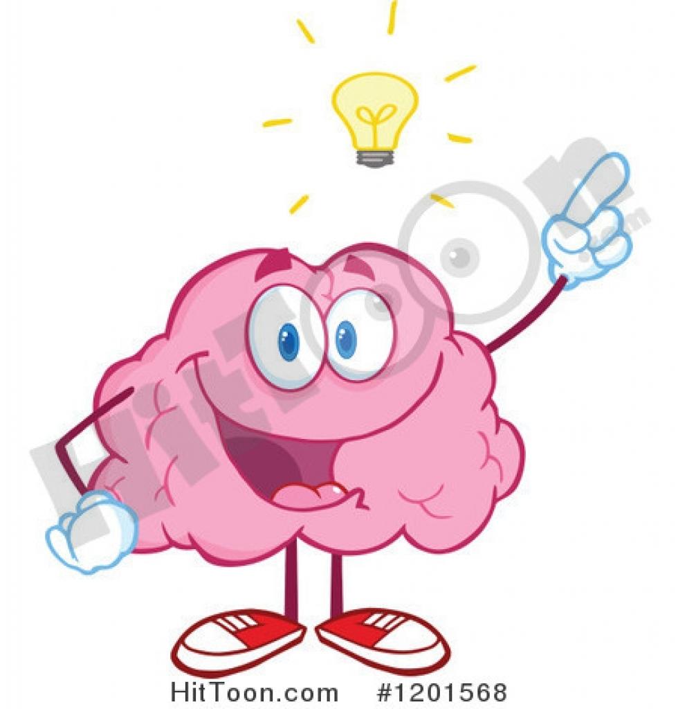 Brains clipart lightbulb  470 clipart lightbulb 1201568