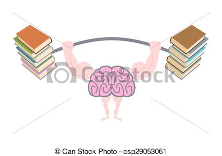 Brains clipart mind reading Pumping Vector Strong csp18063383 Search