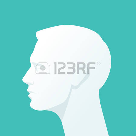 Brains clipart question mark Mark Human of with Illustration