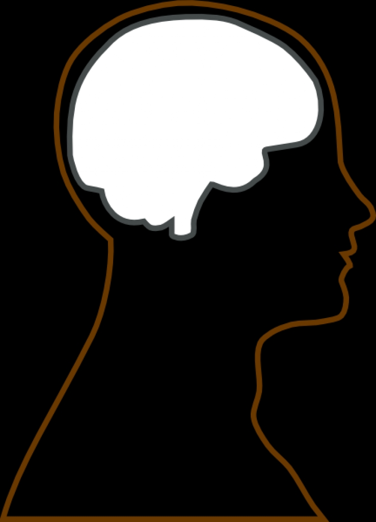 Brains clipart silhouette Clipart collection head png clipart