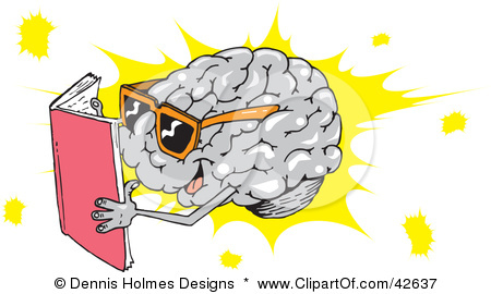 Brains clipart smart brain Is for the brain Tyson