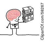 Brains clipart yellow Brain Big Clipart clipart Big