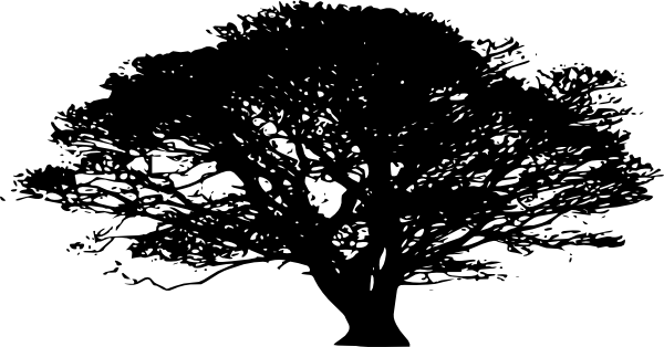 Branch clipart african tree Vector online image Tree Download