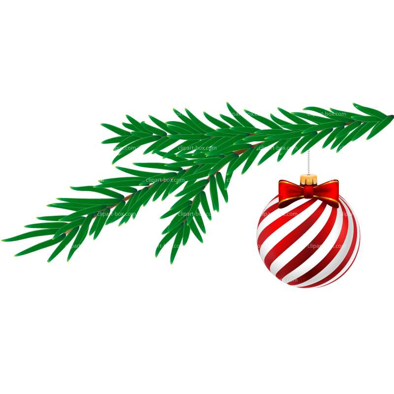 Branch clipart christmas Tree branch clipart branch tree