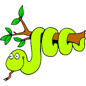 Branch clipart snake Gif) clipart (wmf on of