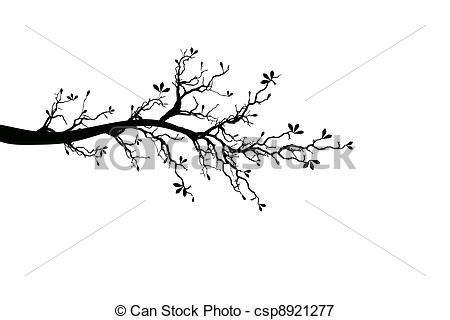 Branch clipart vector art Spring Tree of Branch Branch